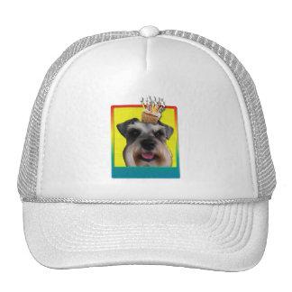 Birthday Cupcake - Schnauzer Trucker Hat