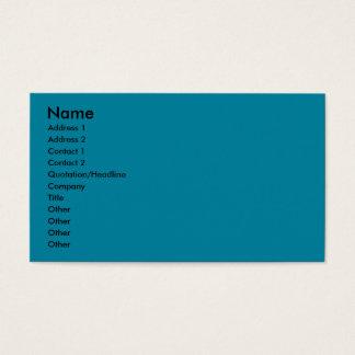 Birthday Cupcake - Shiba Inu Business Card