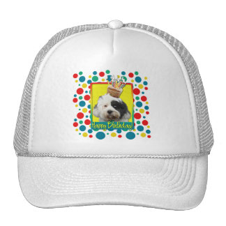 Birthday Cupcake - Tibetan Terrier Trucker Hat