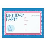 birthday custom announcement