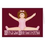 Birthday Dancer Cards