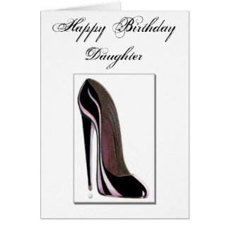Birthday Daughter Card