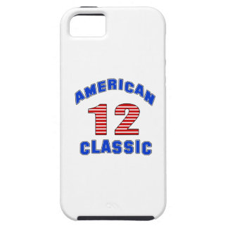 Birthday Design 12 iPhone 5 Case