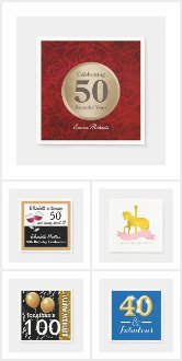 Birthday Designs - by Zazzle Artists