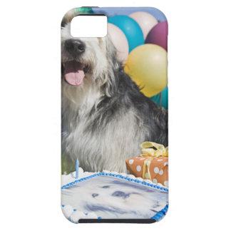 Birthday dog iPhone SE/5/5s case