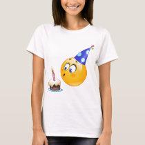 birthday emoji T-Shirt