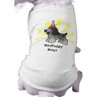Birthday English Cocker Spaniel Tee
