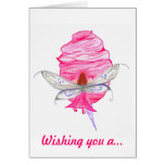 Birthday Fairy card