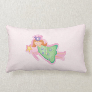 Birthday Fairy Lumbar Pillow