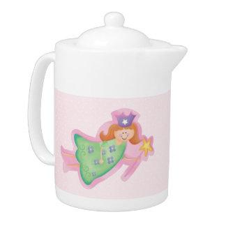 Birthday Fairy Teapot