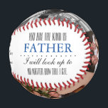 "Birthday/ Father's Day Baseball Gift for Dad<br><div class=""desc"">Birthday/ Father's Day Baseball Gift for Dad or Grandpa</div>"