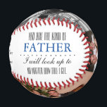 """Birthday/ Father's Day Baseball Gift for Dad<br><div class=""""desc"""">Birthday/ Father"""