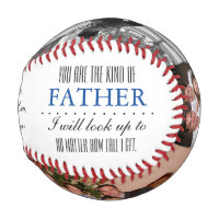 Birthday/ Father's Day Baseball Gift for Dad