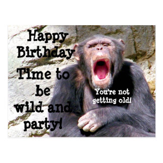 Birthday_ feliz tarjeta postal
