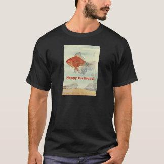 Birthday Fish T-Shirt
