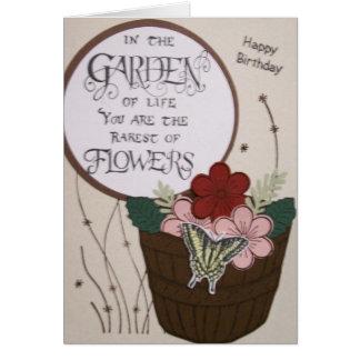 Birthday Flowers Cards