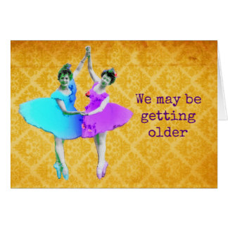 Birthday for Someone Older Card