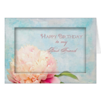 Birthday - Friend Greeting Card