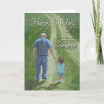 """Birthday  - From Daughter Card<br><div class=""""desc""""></div>"""
