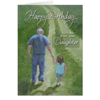 Birthday  - From Daughter Cards