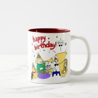 BIRTHDAY FROM GROUP  Mug