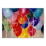 Birthday (generic) greeting card