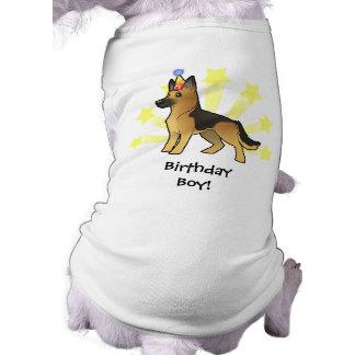 Birthday German Shepherd Shirt