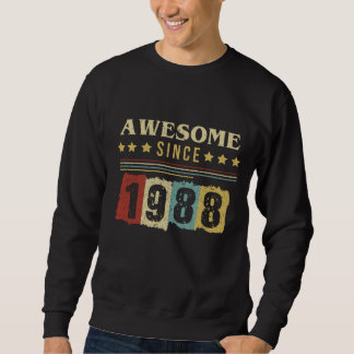 Birthday Gift For 30 Years Old. Sweatshirt