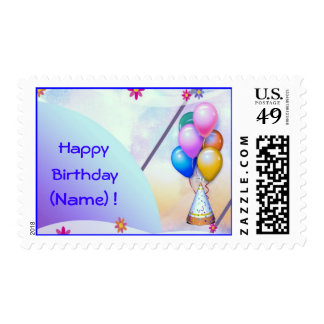 Birthday Gift Stamp