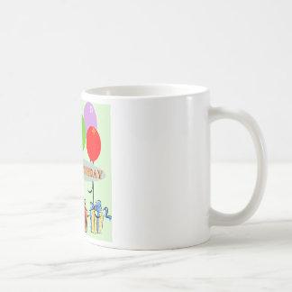 Birthday Gifts and Ballons Coffee Mug