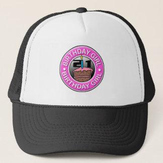 Birthday Girl 21 Years Old Trucker Hat