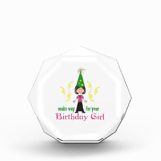 BIRTHDAY GIRL AWARDS