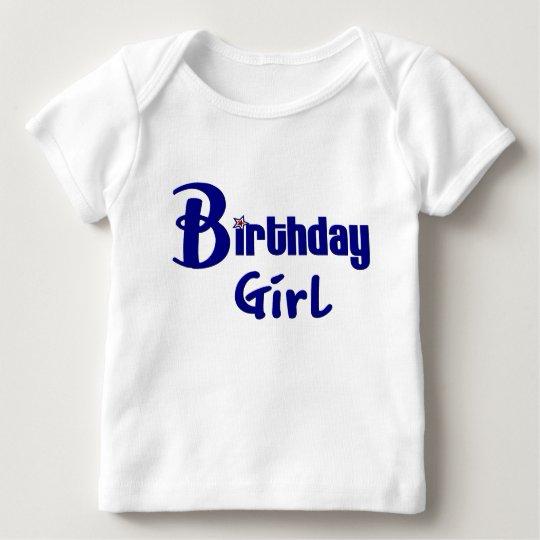 Birthday Girl Baby T-Shirt