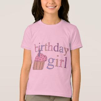 Birthday Girl - Girl's Ringer T-Shirt