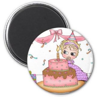 Birthday Girl - Magnet