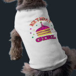 """Birthday Girl Pet Clothing<br><div class=""""desc"""">Cute and sweet pet clothing to celebrate her birthday.</div>"""
