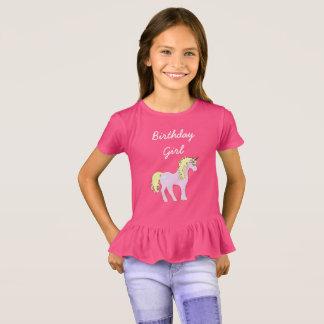 Unicorn Birthday T-Shirts & Shirt Designs | Zazzle