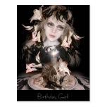 Birthday Girl Postcard