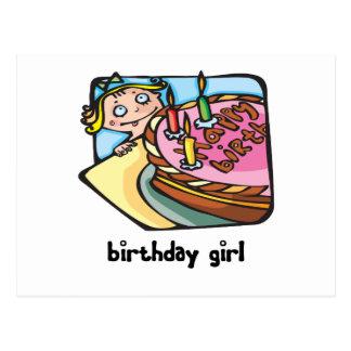 Birthday Girl! Postcard