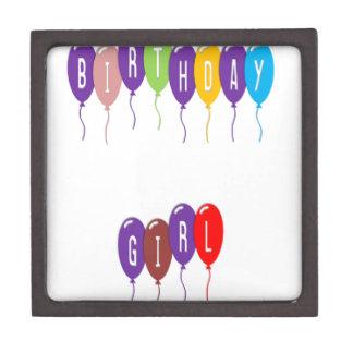 Birthday Girl Premium Trinket Boxes