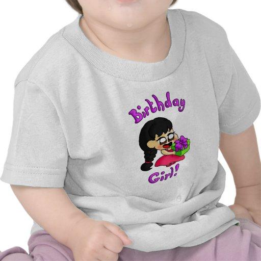 Birthday Girl Shirts