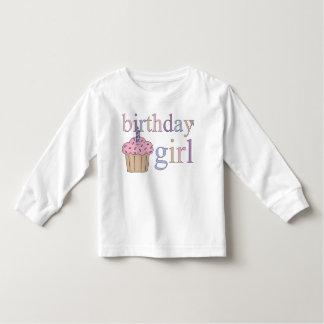 Birthday Girl Toddler Long Sleeve Toddler T-shirt