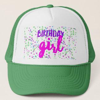 Birthday Girl Trucker Hat