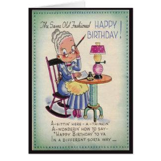 Birthday Grandma Card