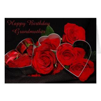 Birthday Grandmother Card