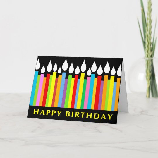 Birthday Greeting Card Office Co Worker Zazzle