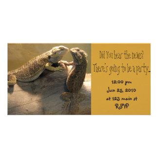 Birthday greeting Photo Card