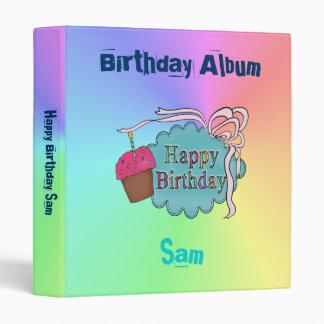 Birthday Happy Birthday Binders