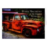 pickup, truck, vehicle, transportation, old,