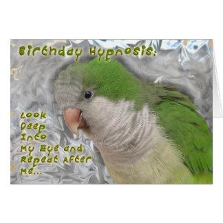 Birthday Hypnosis Greeting Cards